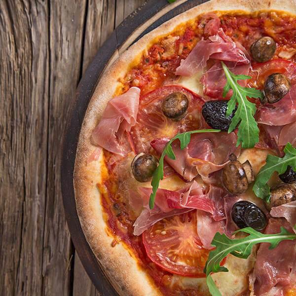 Пицца «Алькапоне»