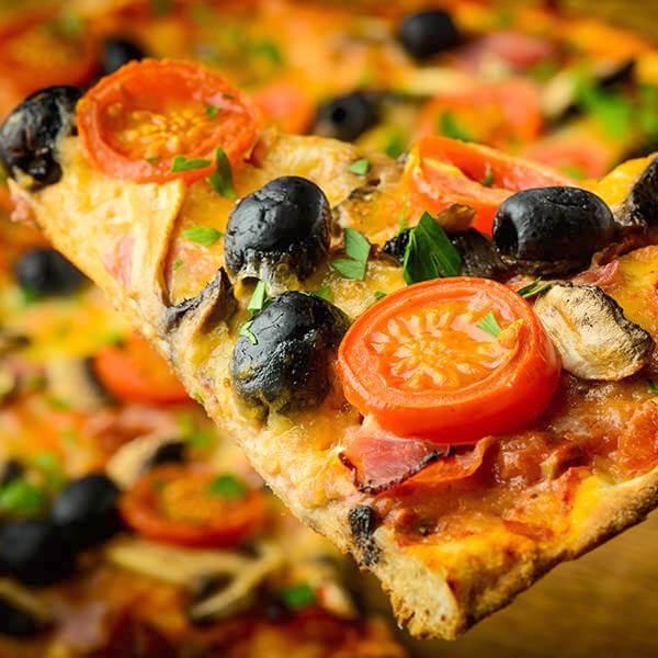 Пицца «Песто»