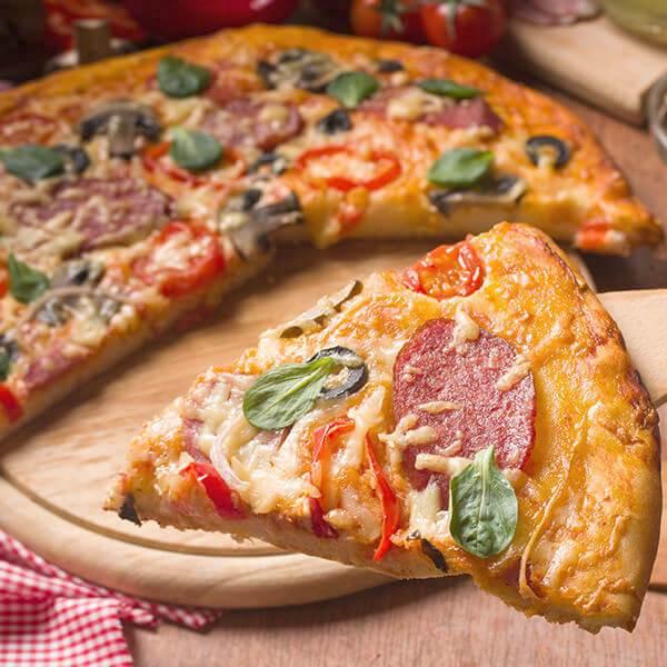 Пицца «По-итальянски»