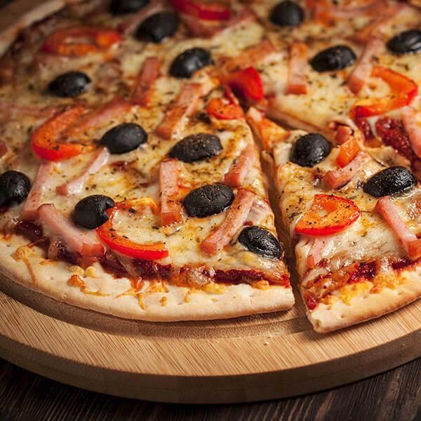 Пицца «Карбоне»